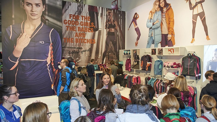 Women in sports were an important central theme at this year's ISPO Munich. © ISPO Munich