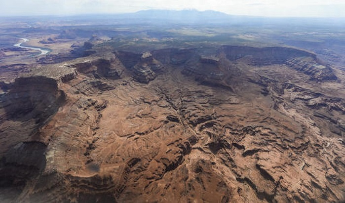 Bears Ears national monument lands in Utah.