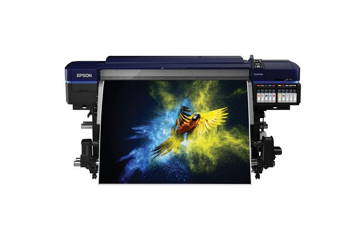Visitors will see selected models from the SureColor SC-S, SC-T and SC-F ranges. © Epson