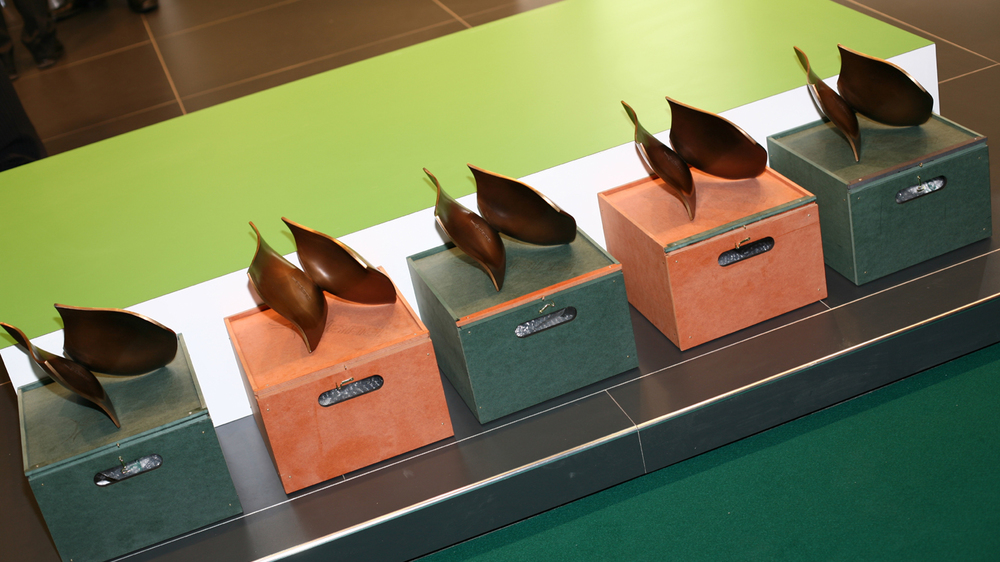 The Awards aim to reward innovative, cooperative, creative and sustainable achievements in nonwovens. © A. Wilson