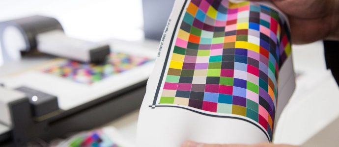 One rapidly rising sector that of digital printing. © VDMA
