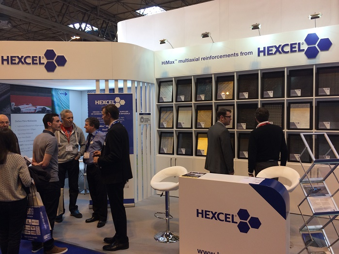 This year marks the 12th anniversary of Hexcel's participation in SAMPE China.
