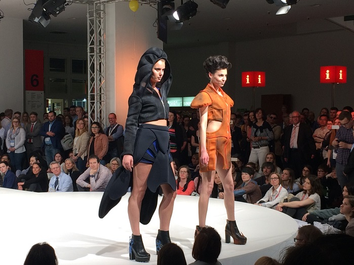 The Innovative Apparel Show took place during Techtextil and Texprocess. © Innovation in Textiles