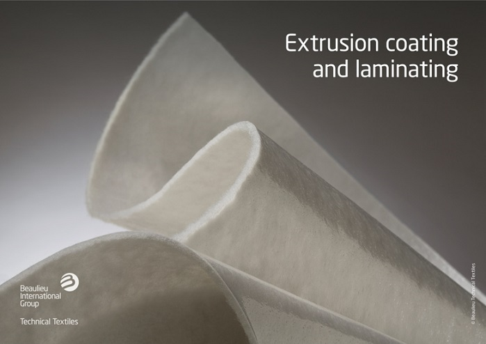 Beaulieu Technical Textiles turns spotlight on extrusion coating and laminating capabilities at Techtextil 2017. © Beaulieu Technical Textiles