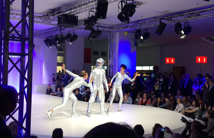 Innovative Apparel Show. © Innovation in Textiles