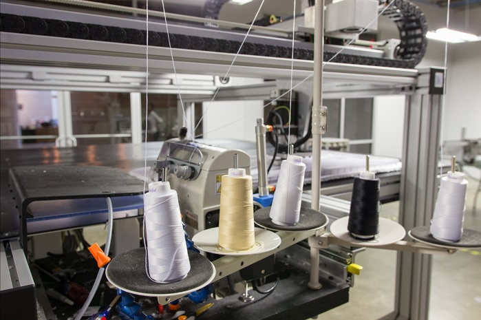 Filling automation gap in garment manufacturing