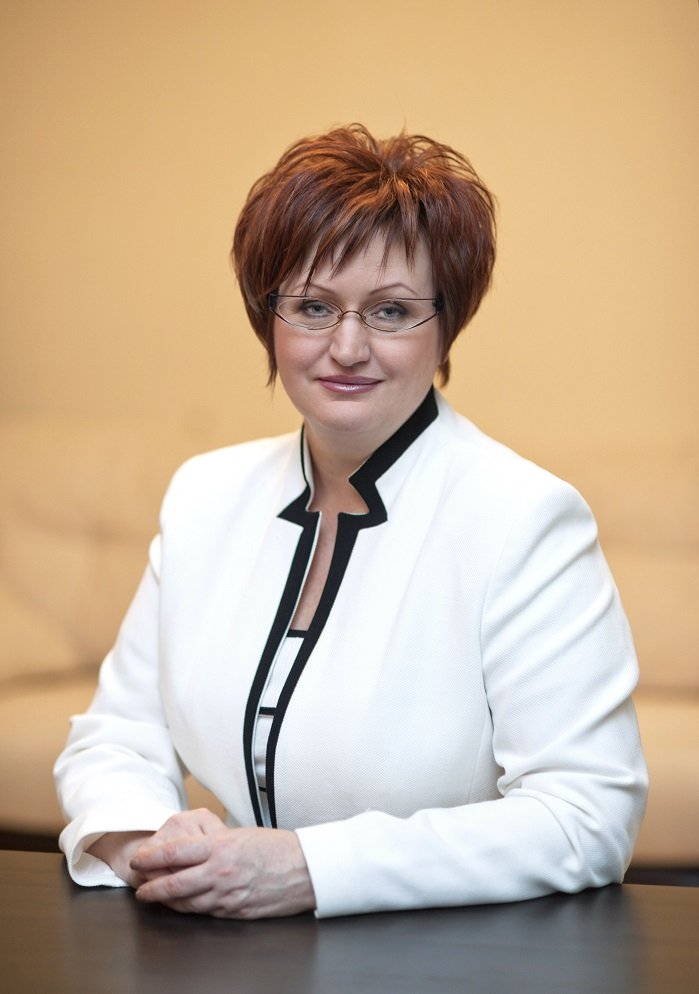 Antonina Tsitsulina, president of the Russian Association of Children's Goods Industry Enterprises. © Eugene Gerden
