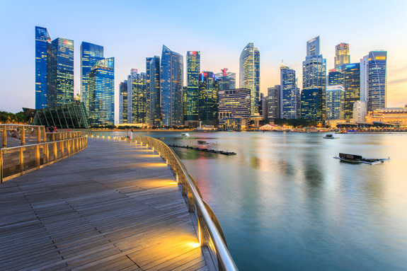 The next edition of the Outlook Asia Nonwovens hygiene & personal care conference will take place in Singapore, from 14-15 March 2018. © EDANA/ Outlook Asia