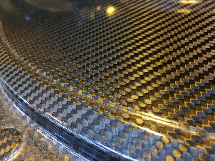 Compositence offers machinery for the production of carbon fibre or glass fibre parts (preforms) in large quantities. © Inside Composites