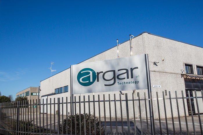 Argar Technology headquarters in Milan, Italy. © Argar Technology