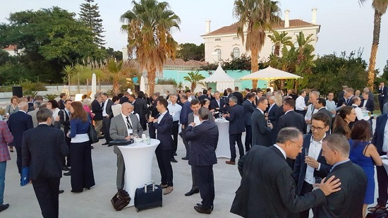 Over 470 delegates from across the nonwovens and related industries attended OUTLOOK 2017. © EDANA