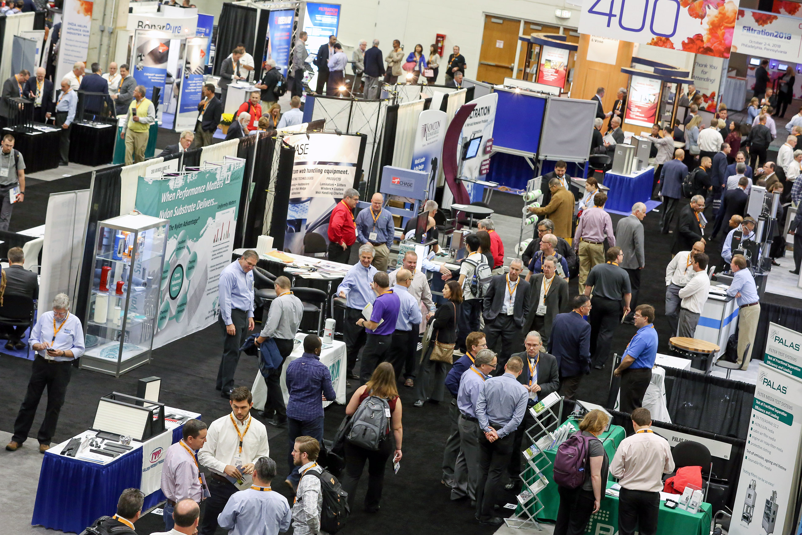 Filtration 2017 attracted engineers, product developers, and business managers from up and down the filter supply chain to see the latest technologies from the 140-plus exhibitors.