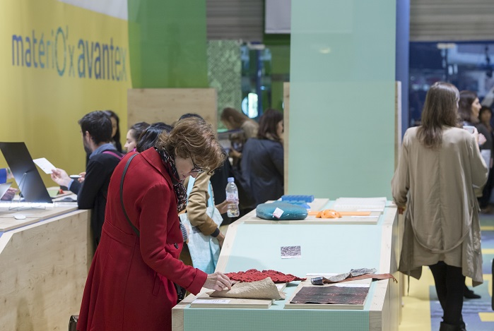 Avantex Paris demonstrated the very extensive range of technical textiles. © Avantex Paris