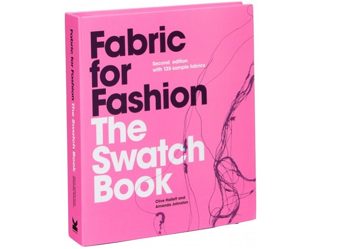 Fabric for Fashion: The Swatchbook 2nd edition © Laurence King Publishing
