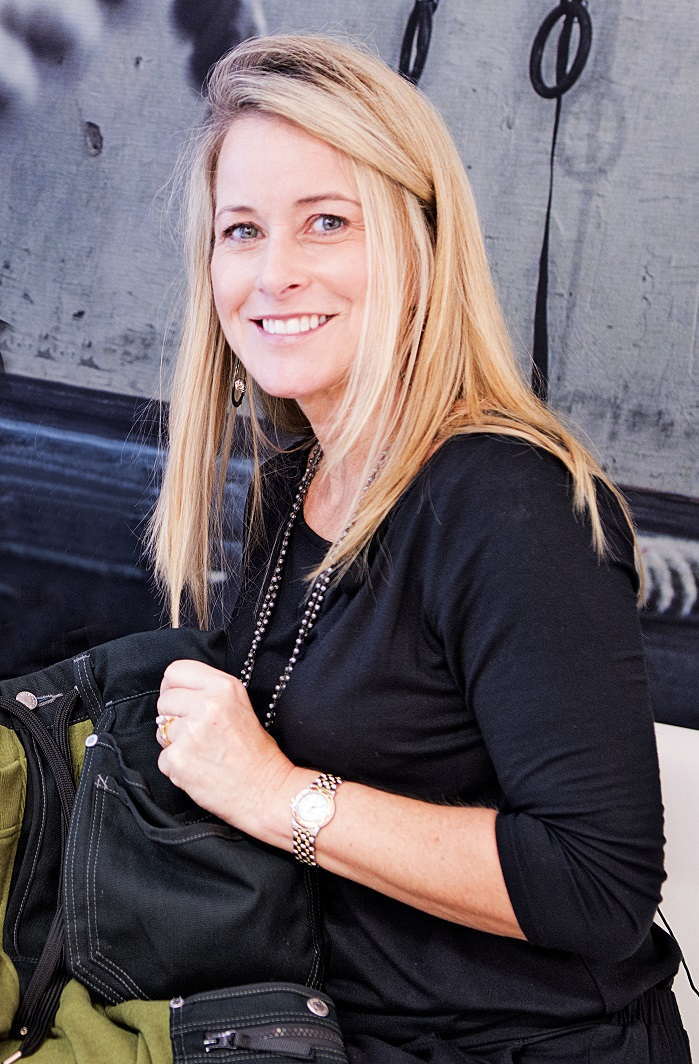 Cindy McNaull, Global Brand Director for Cordura fabrics. © Cordura