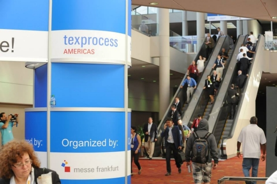 The fourth edition of Texprocess Americas will be held from 22-24 May 2018. © Messe Frankfurt