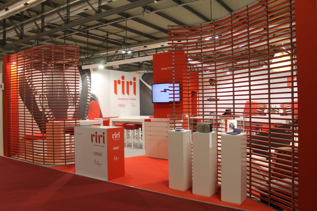 Riri Group launched its Autumn/Winter 2018-2019 collection at Munich Fabric Start, Première Vision Paris and Lineapelle Milan. © Riri Group