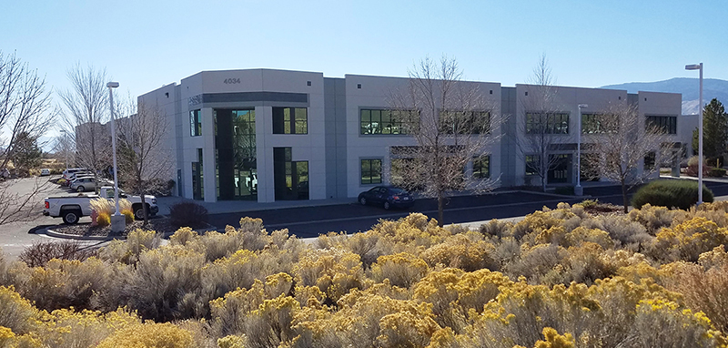The Nevada location will initially handle projects for existing customers. © Symmetrix Composite Tooling
