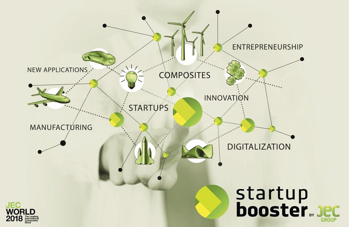 In 2018, Startup Booster will offer an intensive three day-programme. © JEC Group