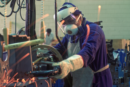 Workers in textiles, steel and wood sectors are particularly at risk of exposure to carcinogens.