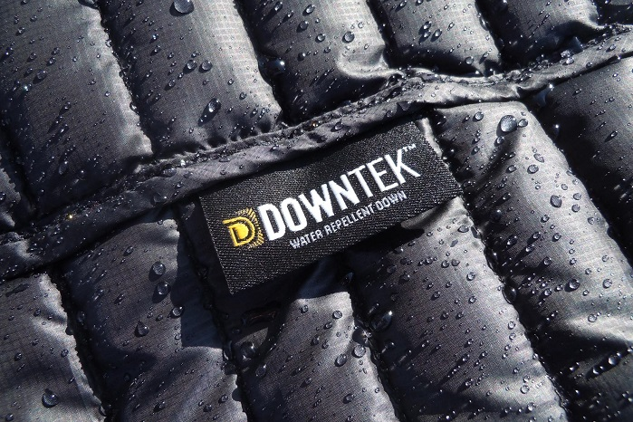 DownTek will showcase the new technology at Outdoor Retailer next month. © Sustainable Down Source