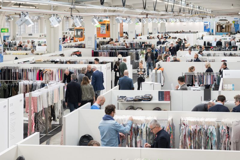 The event has once again confirmed its position as the leading Preview Textile Fair. © View - Premium Selection