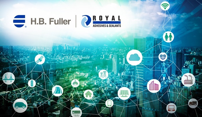 H.B. Fuller has acquired Royal from affiliates of American Securities LLC, based in New York with an office in Shanghai. © H.B. Fuller