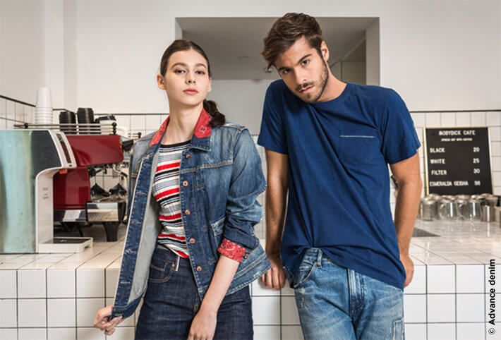 The 30-year old Chinese producer serves leading brands in Asia, Europe and the US. © Advance Denim