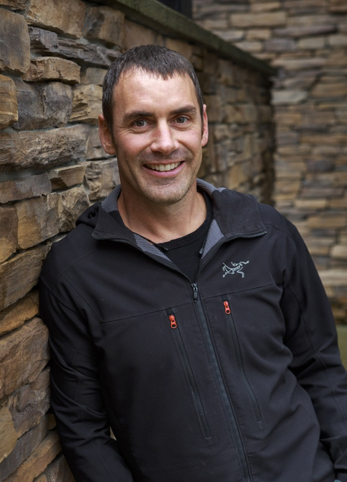 Dan Green has been promoted to the position of VP Design at Arc'teryx after 17 years with the brand. © Arc'teryx Equipment