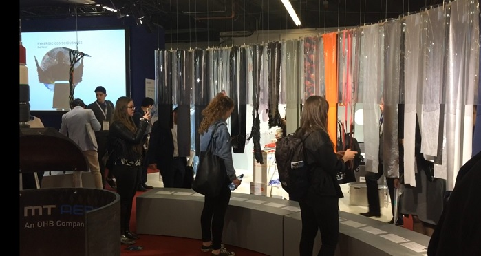 Techtextil and Texprocess will present the complete spectrum of technical textiles, nonwovens and textile processing technology in Frankfurt am Main, from 14-17 May 2019. © Innovation in Textiles