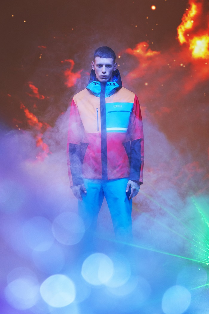 The launch of the Ski Winter 2018/19 collection marks Colmar's third winter range with Directa Plus. © Directa Plus