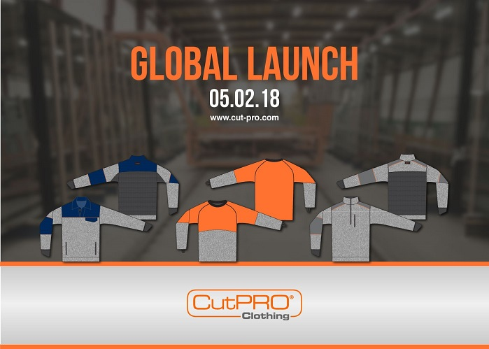 CutPRO is a new brand of innovative cut resistant clothing, especially created for those in need of quality, durable and user-friendly cut protection. © PPSS Group