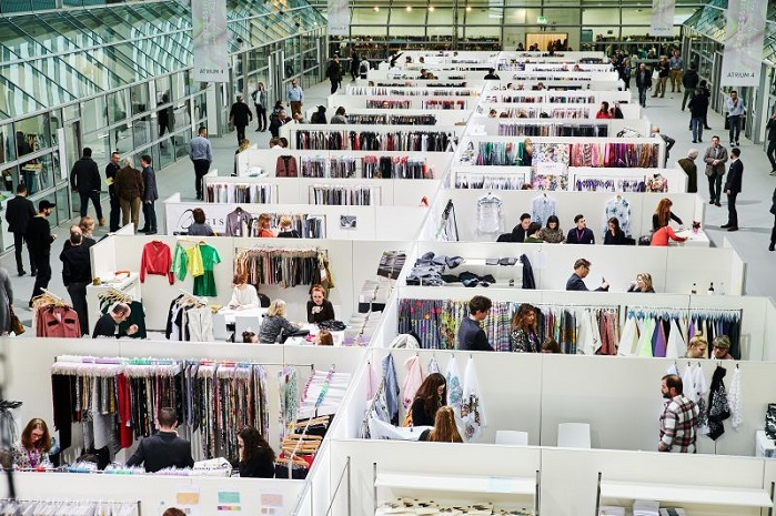 The next Munich Fabric Start on the Autumn/Winter 19/20 season will run from 4-6 September 2018. © Munich Fabric Start