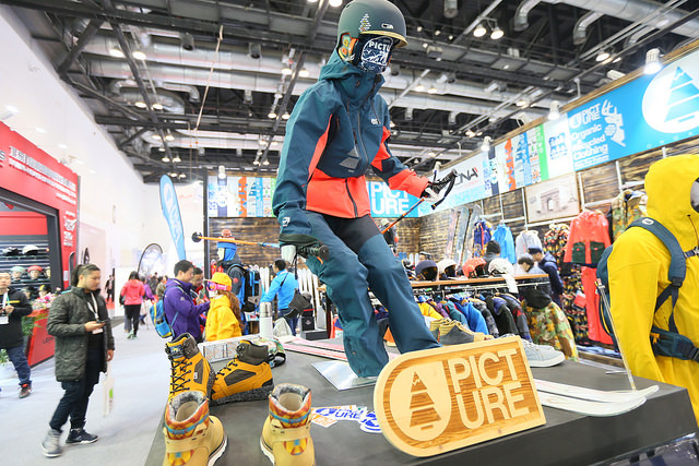 ISPO Beijing is a leading multi-segment sports exhibition in Asia. © ISPO Beijing