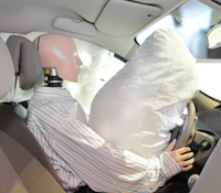 Invista's Nylon 6.6 is used in automotive airbags