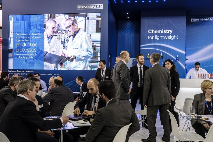 Huntsman Advanced Materials will be highlighting its portfolio at JEC World 2018, in Paris, next week. © Huntsman Advanced Materials
