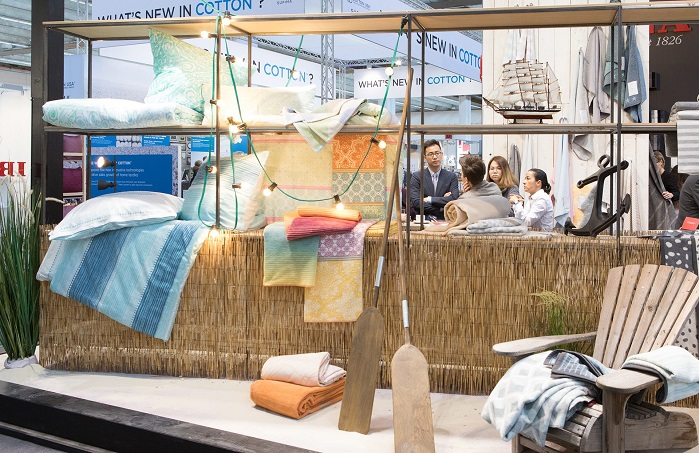 The next Heimtextil will be held in Frankfurt am Main from 8-11 January 2019. © Messe Frankfurt/Heimtextil