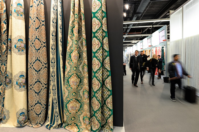 Heimtextil will present a revised concept from 8-11 January 2019. © Messe Frankfurt/Heimtextil