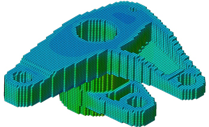 E-Xstream Engineering will demonstrate its Digimat 2018 system for the multi-scale modelling of composite materials and structures at JEC World 2018 in Paris. © E-Xstream Engineering