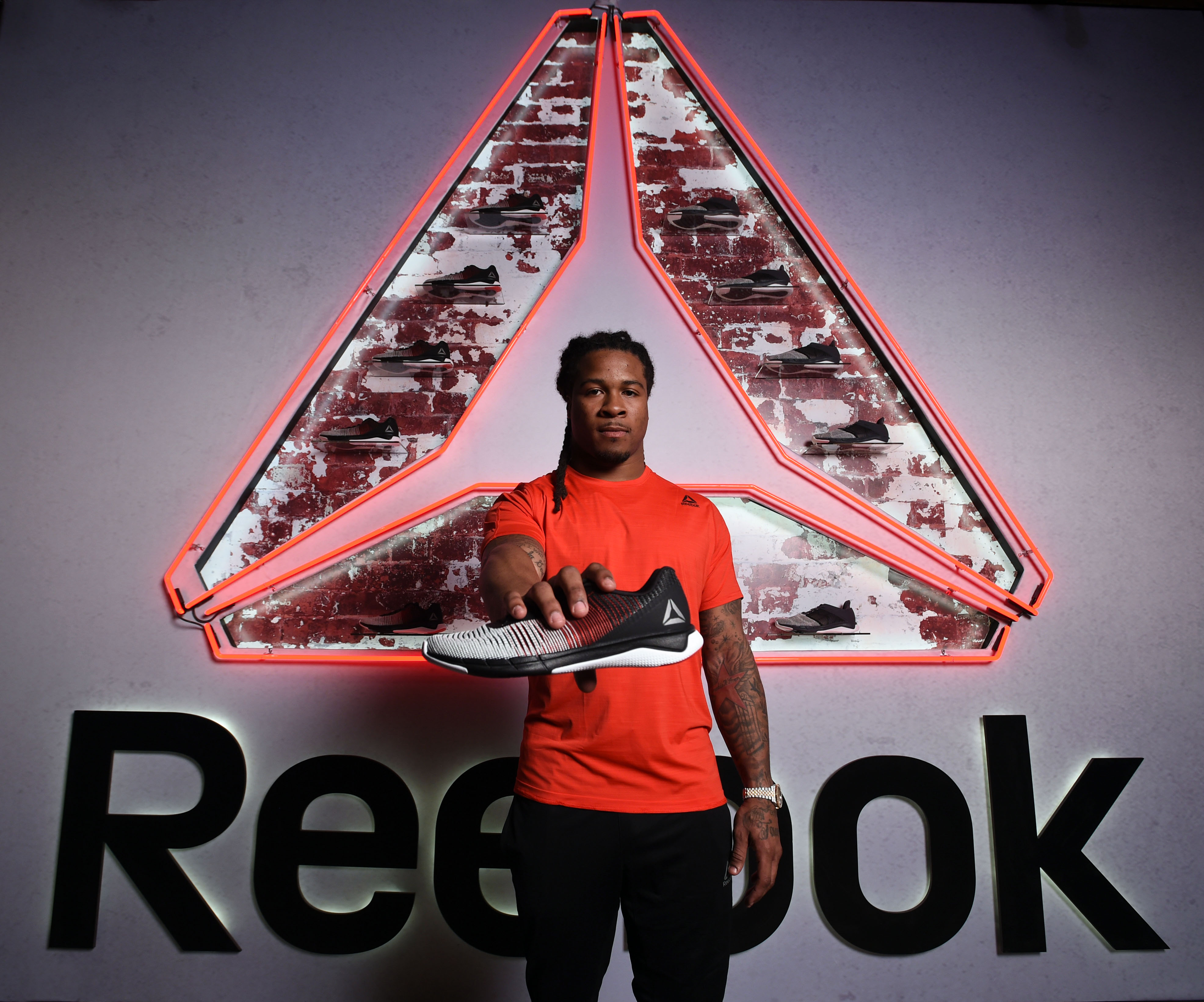 aa4a01d5645 Reebok launches new Fast Flexweave running shoe