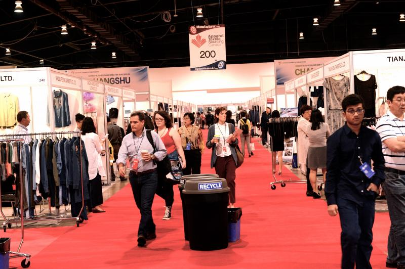 ATS-M will take place from 21-23 May 2018, bringing 200 apparel companies from over a dozen countries to Miami. © Apparel Textile Sourcing