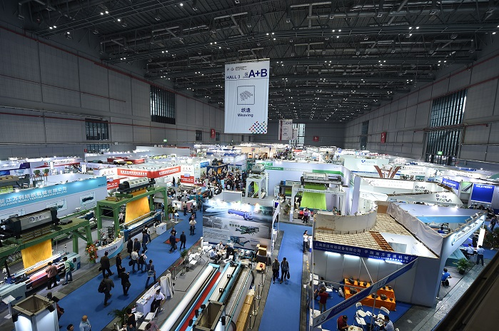 The last ITMA Asia + CITME combined show in 2016 welcomed the participation of 1,673 exhibitors from 28 economies. © ITMA Asia + CITME