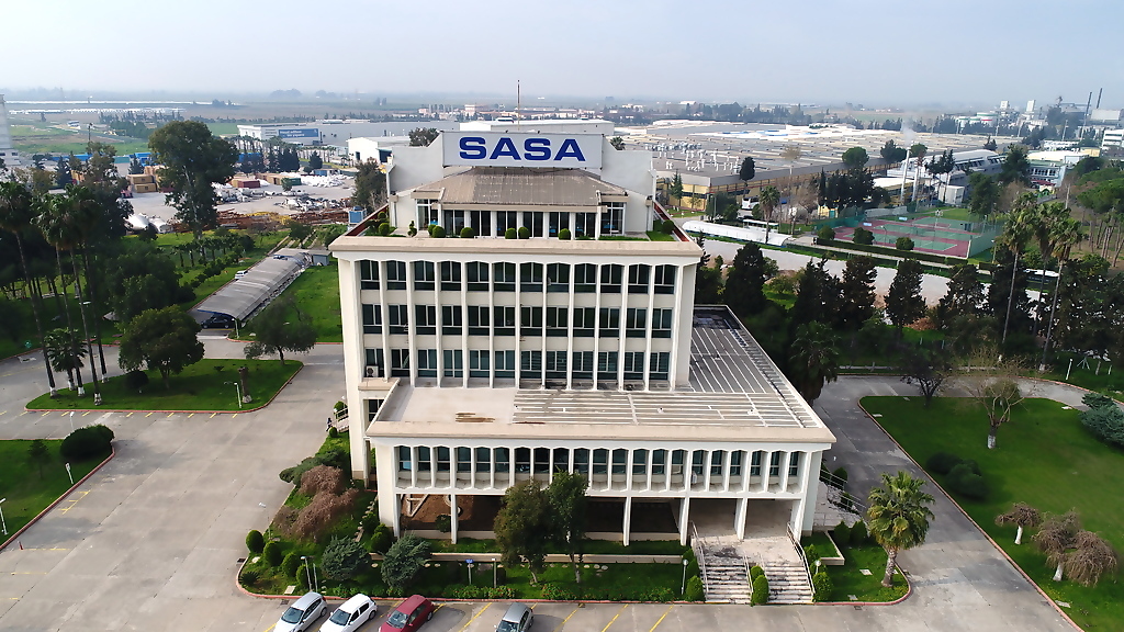 SASA global polyester giant