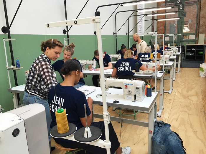 Partners will work together in the activities of the Denim City's Academy and Jean School, bring new skills and knowledge to the participants. © House of Denim