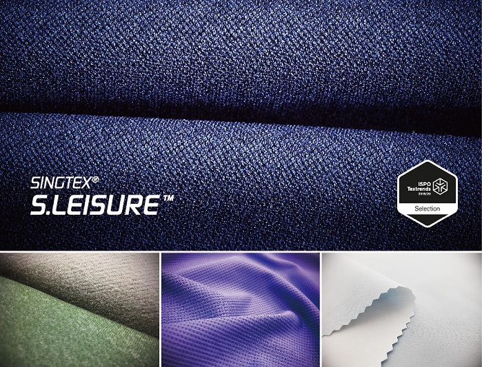 S.Leisure fabrics. © Singtex