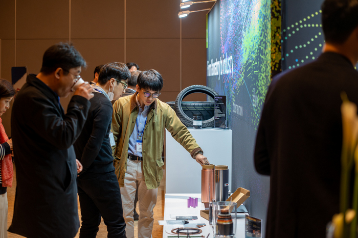 A set of market-available products produced with Tuball nanotubes by Korean companies will be showcased at Nano Korea 2018. © OCSiAl Asia Pacific