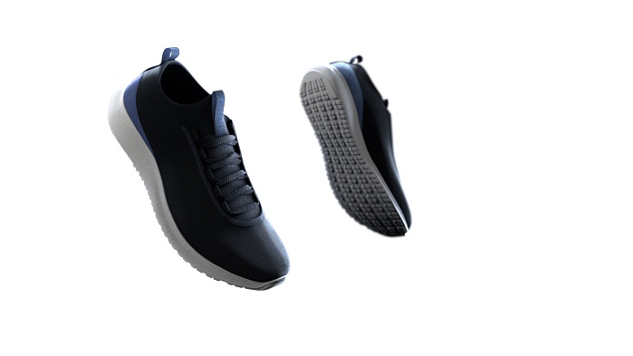 Gore-Tex 3D fit footwear. © W.L. Gore & Associates