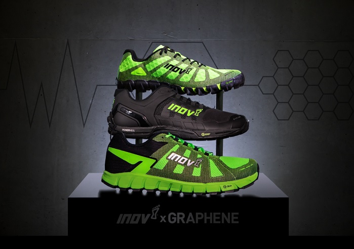 The G-Series range is made up of three different shoes. © inov-8