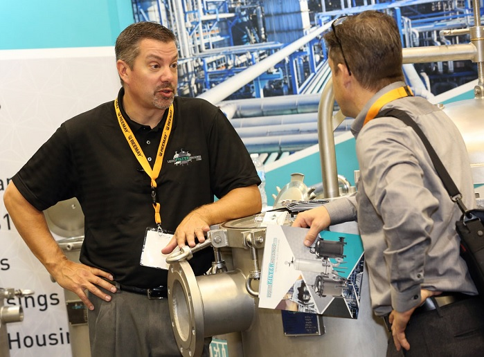 The networking, top speakers, education and training will deliver strong value for leading suppliers and customers of filtration media. © INDA