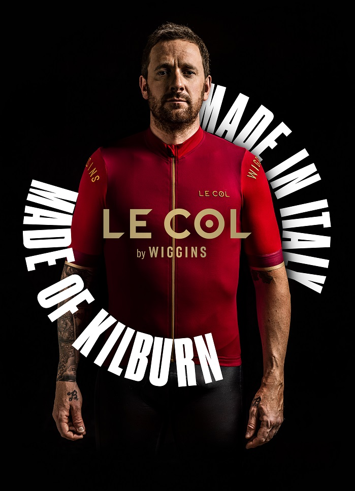 4e25d315b The new range showcases Sir Bradley Wiggins  style and heritage in new  cycling collection.